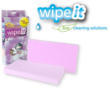 Wipe IT: Eco cleaning solutions